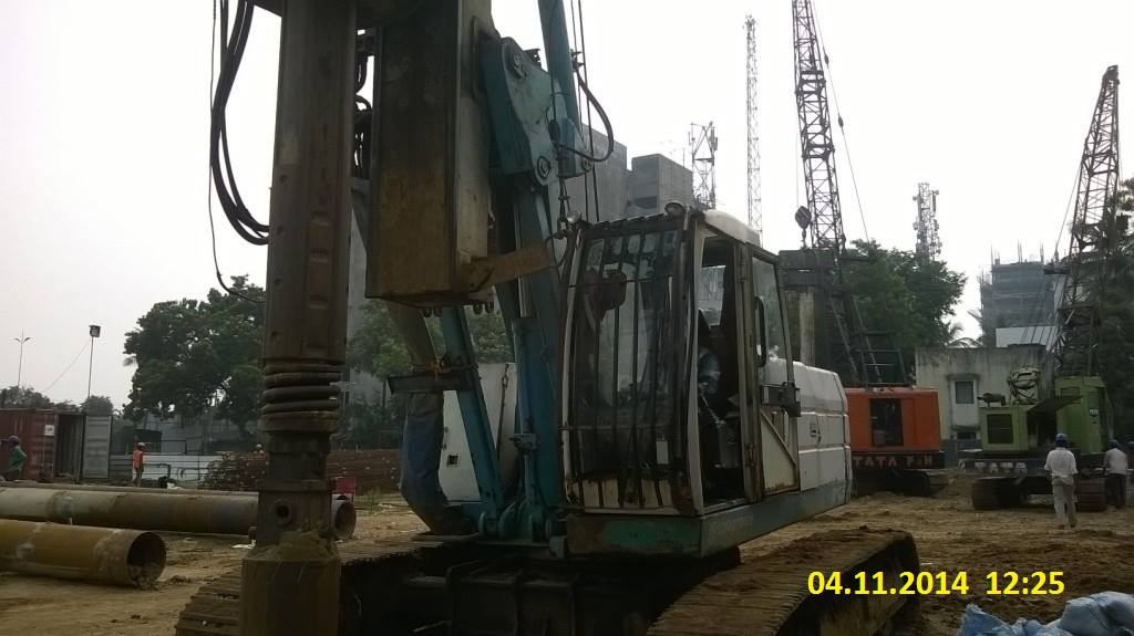 AICH APPRAISERS AUCTIONERS AND VALUERS-HYDRAULIC PILING RIG